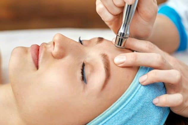 Microdermabrasion in Houston, Texas